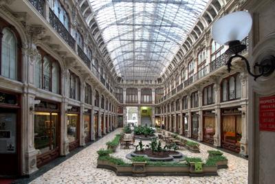 La Galleria Subalpina, construite en 1873